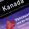 New Canada Travel Magazine Hits Newsstands in Germany