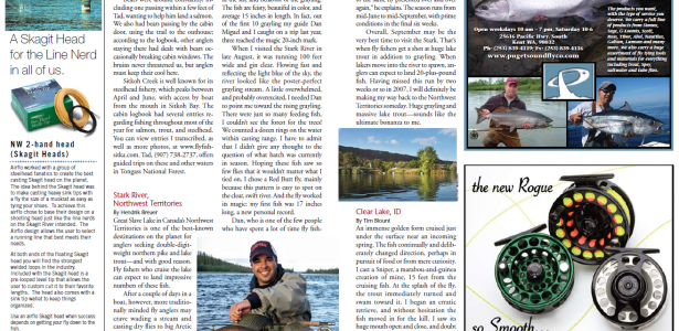 Eastern Fly Fishing & Northwest Fly Fishing