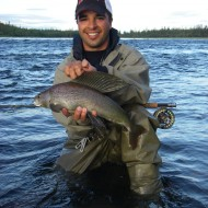 Cover Shot: Northwest Territories 2010 Fishing Guide