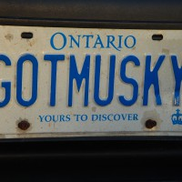 Ottawa River, Ontario: In der Musky-Fabrik