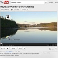 Fliegenfischen im TV: The New Fly Fisher Besucht Mayflower Outfitters auf Neufundland