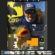 "128 Pages! Online Magazine Launches Special ""Carp On The Fly"" Issue"