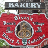 Visiting A Nice Little Danish Town… While On A Californian Road Trip
